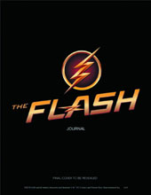 Image: DC Ruled Journal: The Flash HC  - Insight Editions