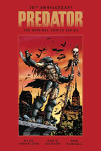 Image: Predator: The Original Comics Series - Concrete Jungle and Other Stories HC  - Dark Horse Comics