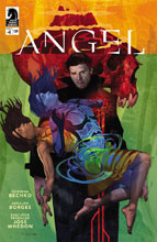 Image: Angel Season 11 #4 (main cover - Fischer)  [2017] - Dark Horse Comics