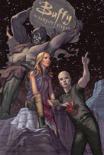 Image: Buffy the Vampire Slayer Season 11 #6 (main cover - Morris)  [2017] - Dark Horse Comics