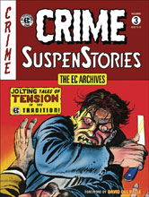 Image: EC Archives: Crime Suspenstories Vol. 03 HC  - Dark Horse Comics