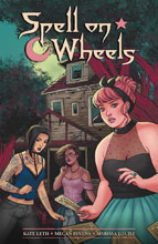 Image: Spell on Wheels SC  - Dark Horse Comics
