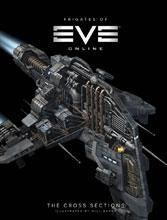 Image: Frigates of EVE Online: Cross Sections HC  - Dark Horse Comics