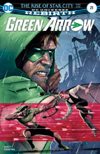 Image: Green Arrow #21 - DC Comics