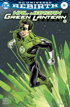 Image: Hal Jordan & the Green Lantern Corps #19 (variant cover - Kevin Nowlan) - DC Comics