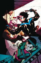 Image: Nightwing #18 - DC Comics