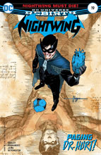 Image: Nightwing #19 - DC Comics