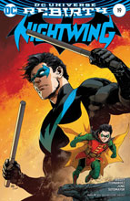 Image: Nightwing #19 (variant cover - Ivan Reis and Oclair Albert)  [2017] - DC Comics
