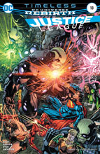 Image: Justice League #18 - DC Comics