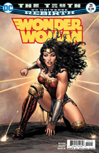 Image: Wonder Woman #21  [2017] - DC Comics