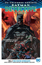 Image: Batman: Detective Comics Vol. 02 - The Victim Syndicate SC  - DC Comics