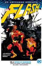 Image: Flash Vol. 02: Speed of Darkness SC  - DC Comics