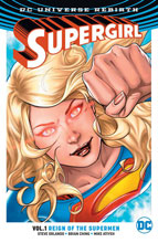 Image: Supergirl Vol. 01: Reign of the Cyborg Supermen  (Rebirth) SC - DC Comics