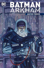 Image: Batman Arkham: Mister Freeze SC  - DC Comics