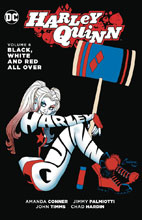 Image: Harley Quinn Vol. 06: Black, White and Red All Over SC  - DC Comics