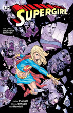 Image: Supergirl Vol. 03: Ghosts of Krypton SC  - DC Comics