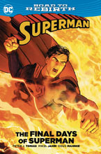 Image: Superman: The Final Days of Superman SC  - DC Comics