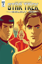 Image: Star Trek: Boldly Go #7 - IDW Publishing