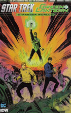 Image: Star Trek / Green Lantern #5 (2017) (incentive cover - Chris Mooneyham) (10-copy)  [2017] - IDW Publishing
