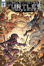 Image: Teenage Mutant Ninja Turtles Universe #9 - IDW Publishing
