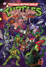 Image: Teenage Mutant Ninja Turtles Adventures Vol. 13 SC  - IDW Publishing