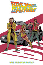 Image: Back to the Future Vol. 03: Who Is Marty McFly? SC  - IDW Publishing