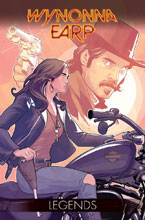 Image: Wynonna Earp Vol. 02: Legends SC  - IDW Publishing