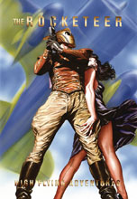 Image: Rocketeer: High Flying Adventures HC  - IDW Publishing