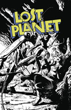 Image: Lost Planet HC  - IDW Publishing