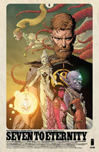 Image: Seven to Eternity #5 (cover A - Opena & Hollingsworth)  [2017] - Image Comics