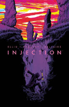 Image: Injection #12 (cover A)  [2017] - Image Comics