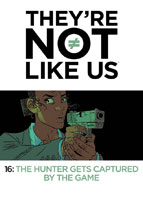 Image: They're Not Like Us #16  [2017] - Image Comics