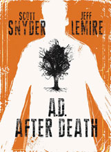 Image: A.D.: After Death HC  - Image Comics