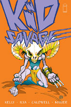 Image: Kid Savage Vol. 01 SC  - Image Comics