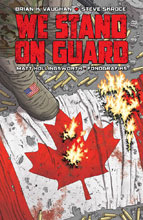 Image: We Stand on Guard SC  - Image Comics