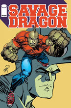 Image: Savage Dragon Archives Vol. 08 SC  - Image Comics