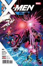 Image: X-Men: Blue #2 - Marvel Comics