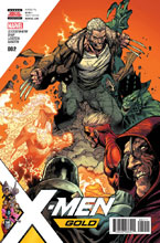 Image: X-Men: Gold #2 - Marvel Comics