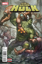 Image: Totally Awesome Hulk #18 - Marvel Comics