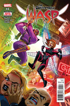Image: Unstoppable Wasp #4 - Marvel Comics