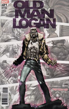 Image: Old Man Logan #21 (Asamiya variant cover - 02121) - Marvel Comics