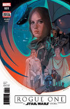 Image: Star Wars: Rogue One Adaptation #1  [2017] - Marvel Comics
