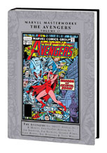 Image: Marvel Masterworks: The Avengers Vol. 17 HC  - Marvel Comics