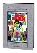 Image: Marvel Masterworks: The Savage She-Hulk Vol. 01 HC  - Marvel Comics