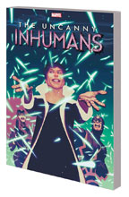 Image: Uncanny Inhumans Vol. 04: Ivx SC  - Marvel Comics