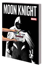 Image: Moon Knight Vol. 02: Reincarnations SC  - Marvel Comics