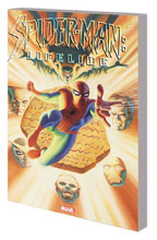 Image: Spider-Man: The Lifeline Tablet Saga SC  - Marvel Comics