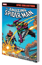 Image: Amazing Spider-Man Epic Collection: The Goblin's Last Stand SC  - Marvel Comics