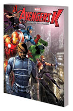 Image: Avengers K Vol. 05: Assembling the Avengers SC  - Marvel Comics