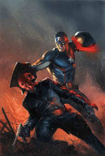Image: Captain America: Steve Rogers #15 by Dell'Otto Poster  - Marvel Comics